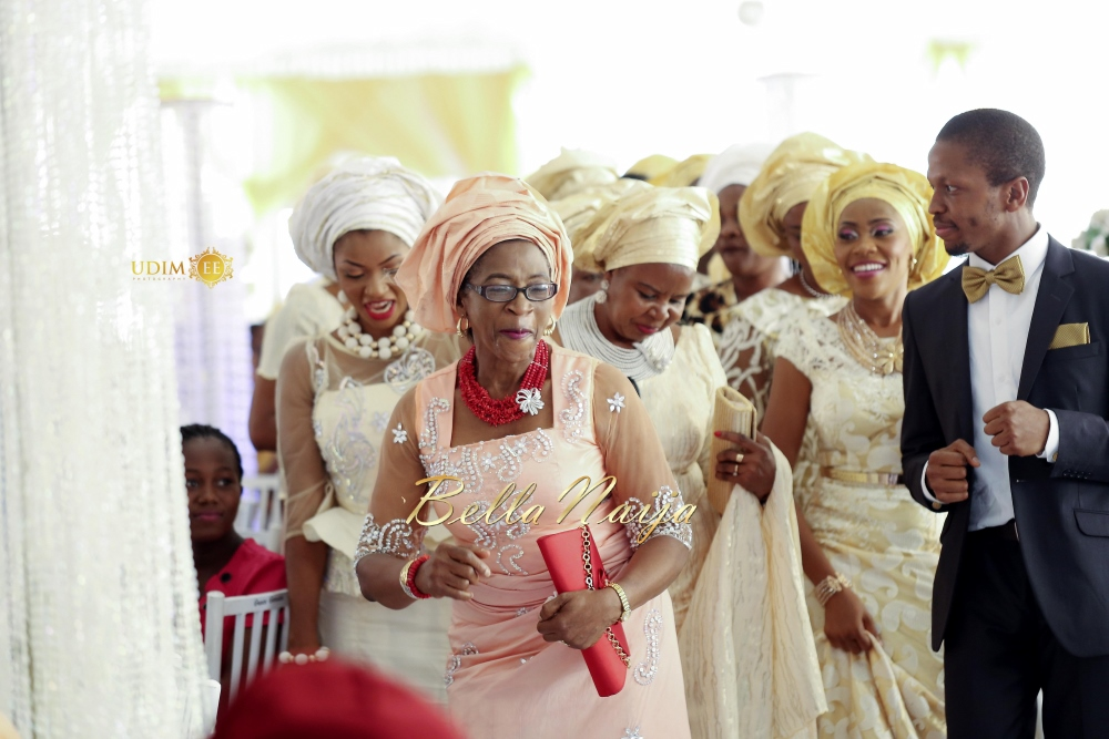 BellaNaija Weddings 2015 - Chioma & Bright - Udimee Photography - Igbo NigerianD-THE HALL (6)