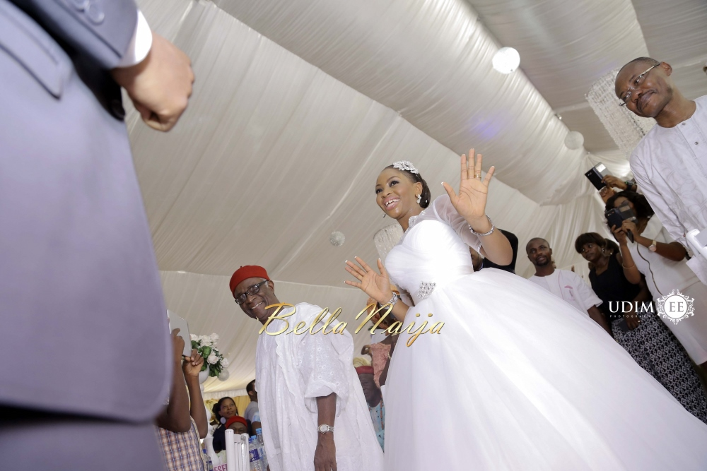 BellaNaija Weddings 2015 - Chioma & Bright - Udimee Photography - Igbo NigerianE-ARRIVAL OF THE COUPLE (5)