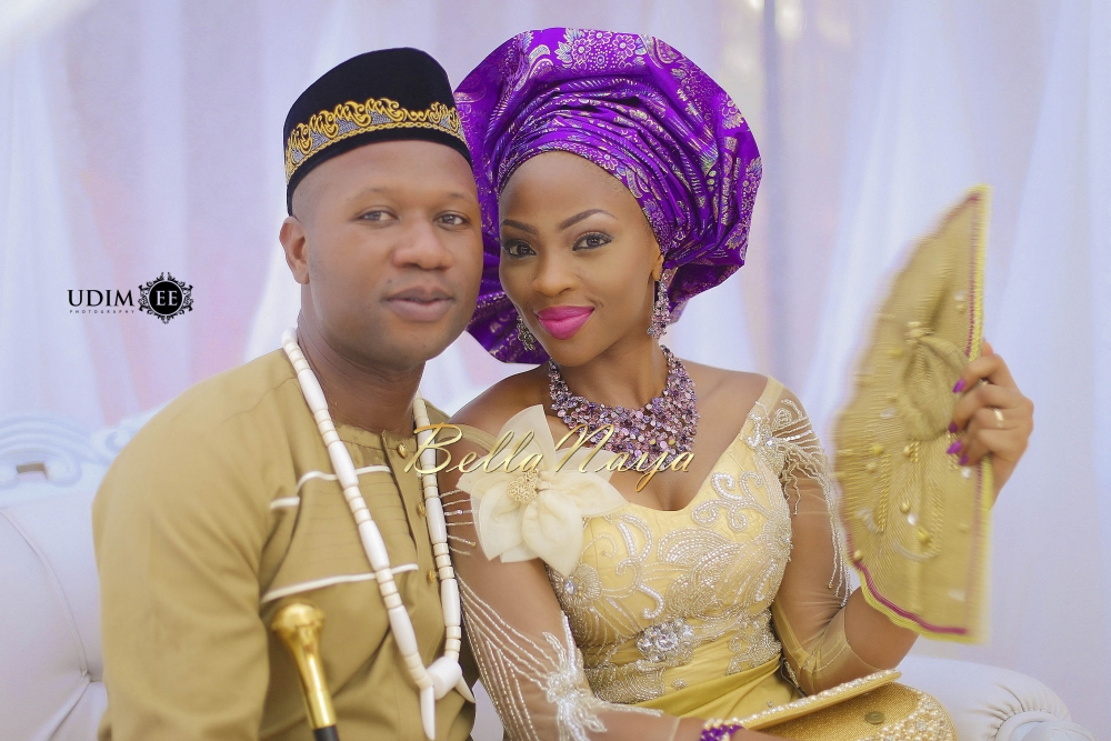 BellaNaija Weddings 2015 - Chioma & Bright - Udimee Photography - Igbo NigerianPOP THE SIZE (6)