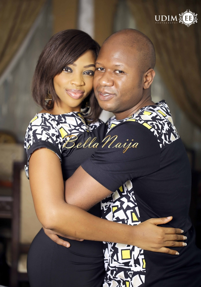 BellaNaija Weddings 2015 - Chioma & Bright - Udimee Photography - Igbo NigerianPREWEDDING  (1)