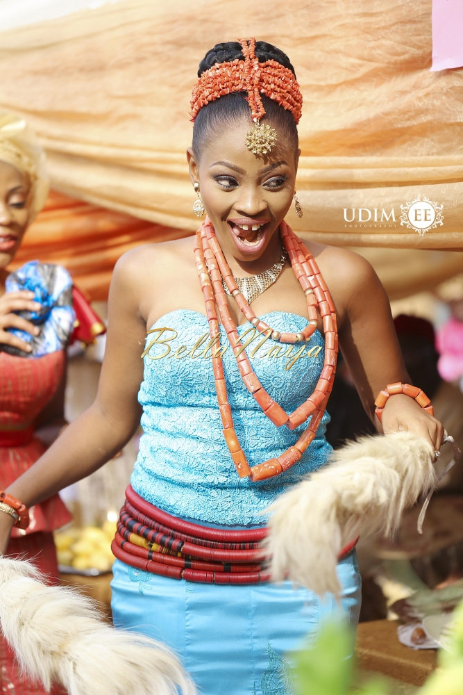 BellaNaija Weddings 2015 - Chioma & Bright - Udimee Photography - Igbo NigerianTRADITIONAL WEDDING (10)