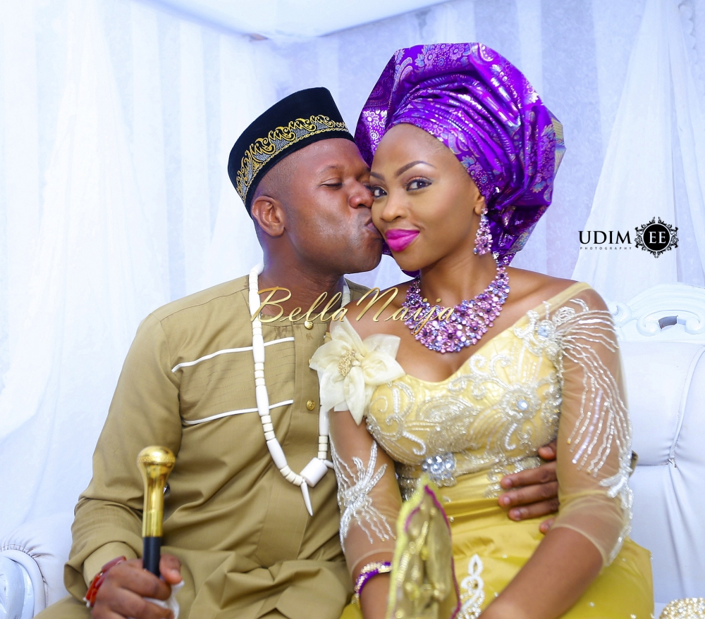 BellaNaija Weddings 2015 - Chioma & Bright - Udimee Photography - Igbo NigerianTRADITIONAL WEDDING (11)