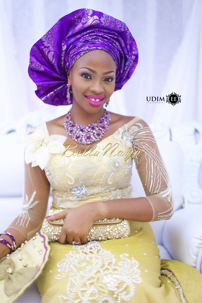BellaNaija Weddings 2015 - Chioma & Bright - Udimee Photography - Igbo NigerianTRADITIONAL WEDDING (12)