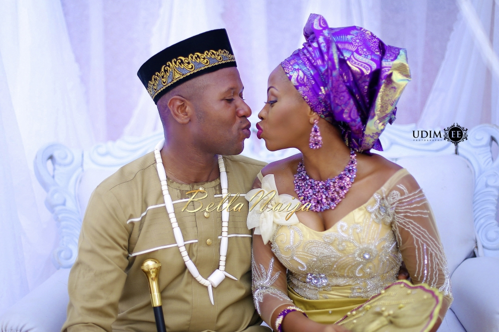 BellaNaija Weddings 2015 - Chioma & Bright - Udimee Photography - Igbo NigerianTRADITIONAL WEDDING (13)