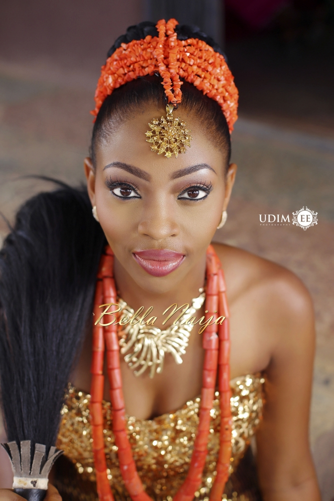 BellaNaija Weddings 2015 - Chioma & Bright - Udimee Photography - Igbo NigerianTRADITIONAL WEDDING (5)