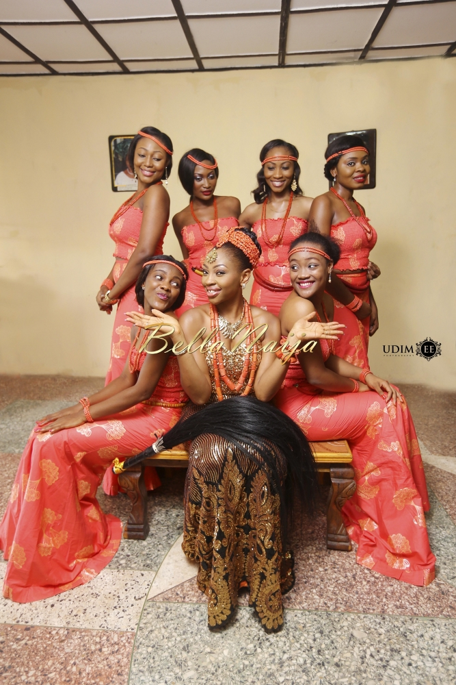 BellaNaija Weddings 2015 - Chioma & Bright - Udimee Photography - Igbo NigerianTRADITIONAL WEDDING (7)
