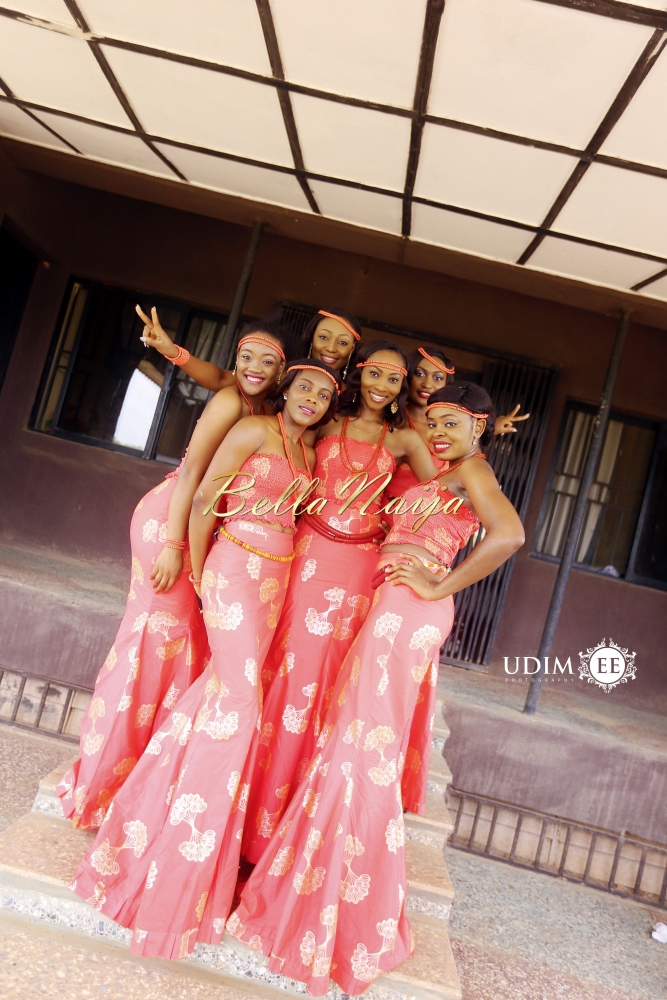 BellaNaija Weddings 2015 - Chioma & Bright - Udimee Photography - Igbo NigerianTRADITIONAL WEDDING (8)