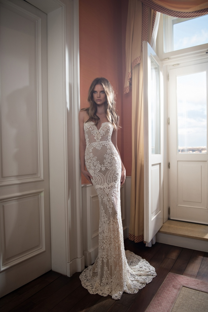 Berta bridal fall 2015 collection bellanaija for Berta wedding dress collection