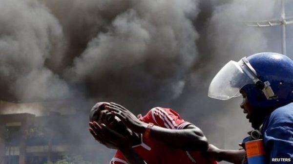 Burundi Coup Bid