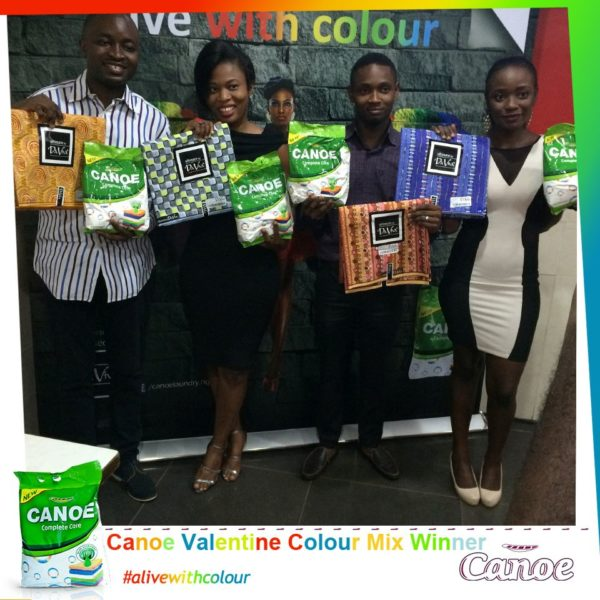 Canoe Colour Mix Winners - BellaNaija - May 2015002
