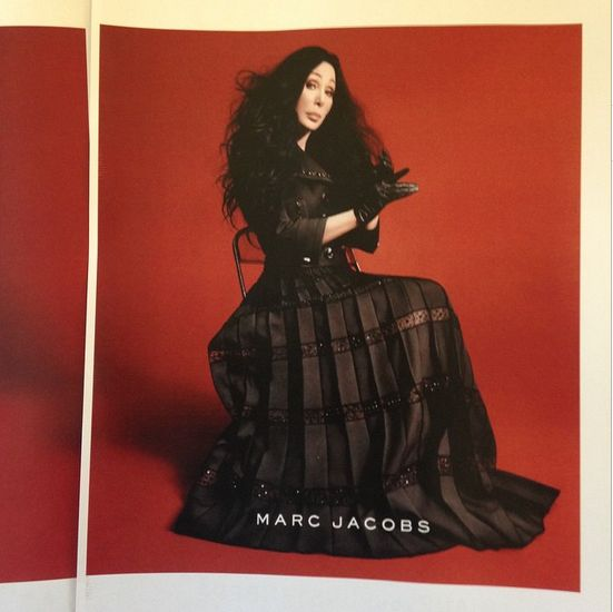 Cher for Marc Jacobs - BellaNaija - May2015