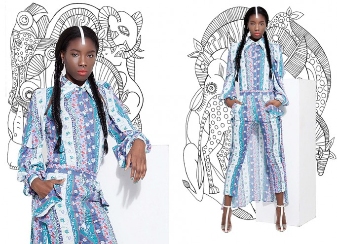 ChiChia London Hadithi Hadithi Collection - BellaNaija - May 2015008