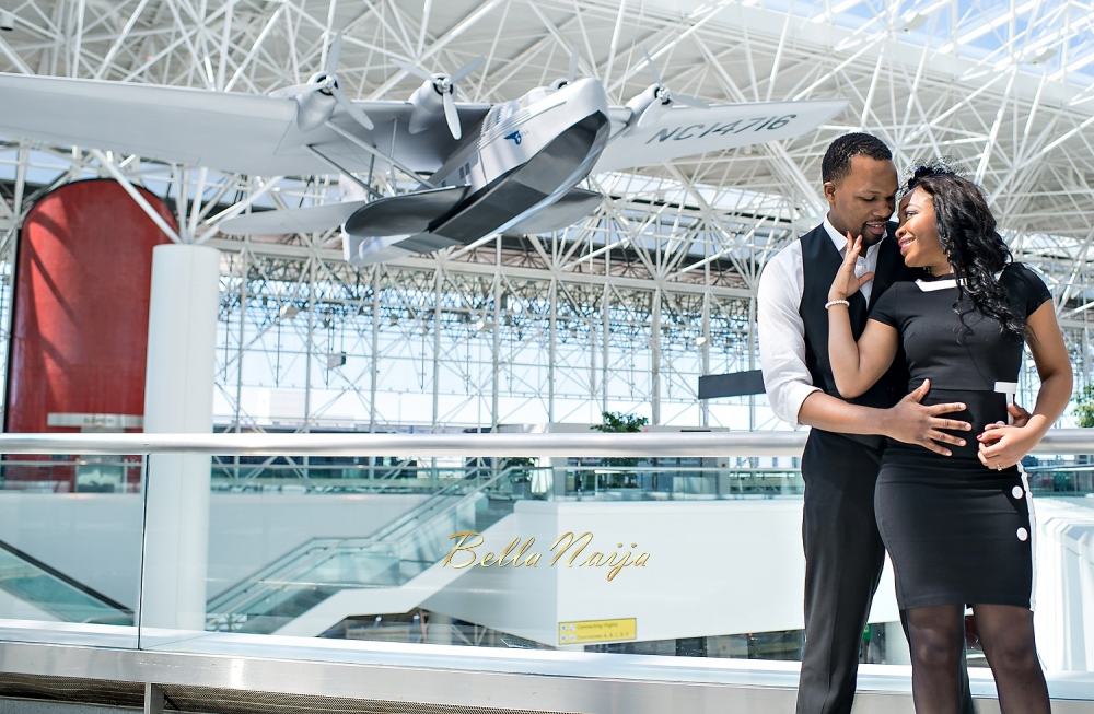 Chiddy & Chima's Airport Engagement Session by S67 Photography on BellaNaijaS67_8301
