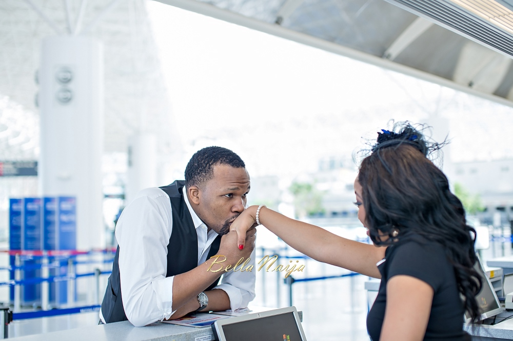 Chiddy & Chima's Airport Engagement Session by S67 Photography on BellaNaijaS67_8373