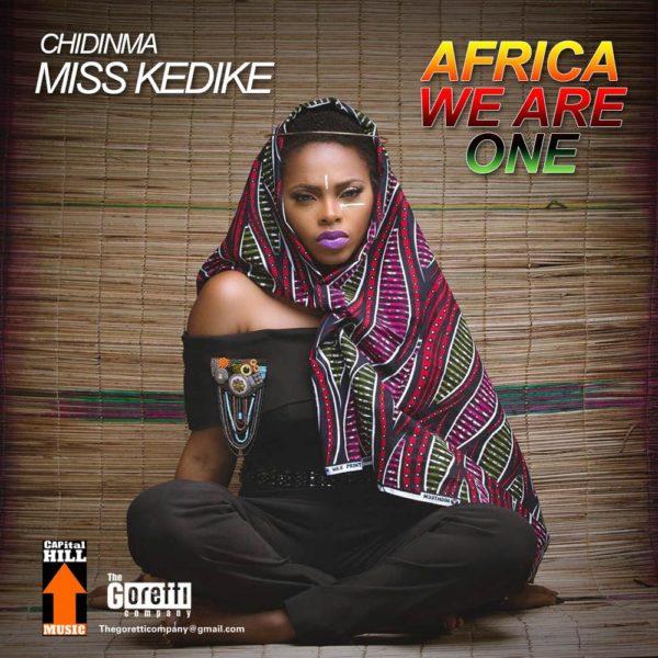 Chidinma -Africa We Are One - BellaNaija - May - 2015