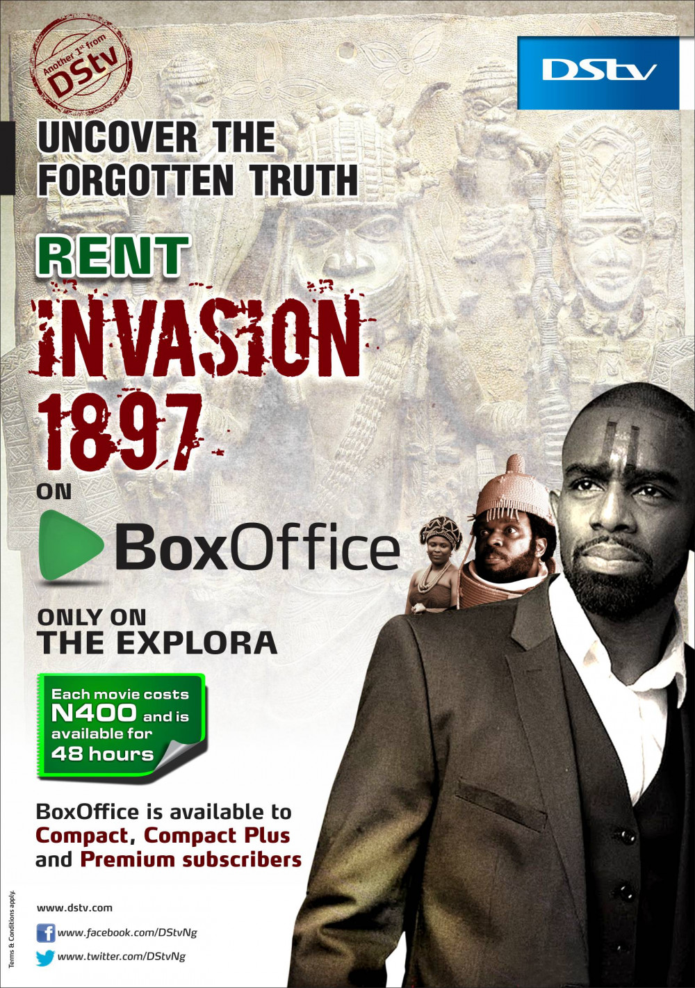 Box Office Buz: Benin At War Over Its Heritage! The Highly Anticipated
