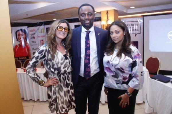 Caterina Bortolussi, Remi Sanusi & Lola Omotayo-Okoye