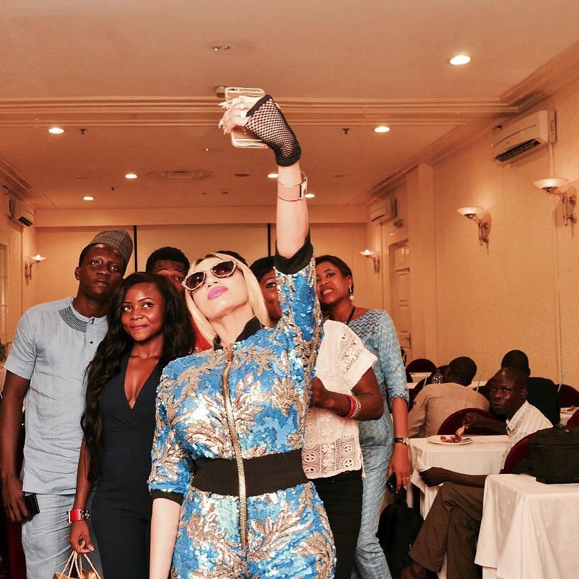 Dencia in Lagos BN 1