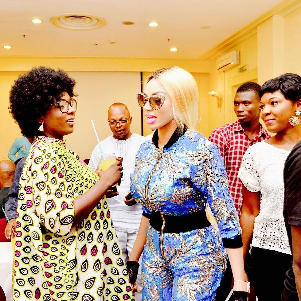 Dencia in Lagos BN 2