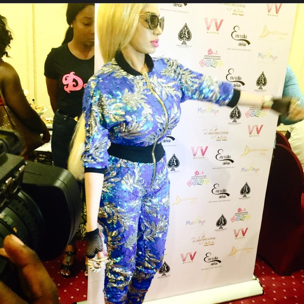 Dencia in Lagos BN 9