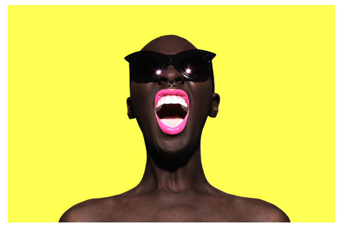 Destiny Owusu for Melissa Butler's Lip Bar Luxury Beauty brand - Bellanaija - May 2015002