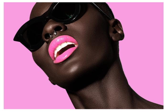 Destiny Owusu for Melissa Butler's Lip Bar Luxury Beauty brand - Bellanaija - May 2015004