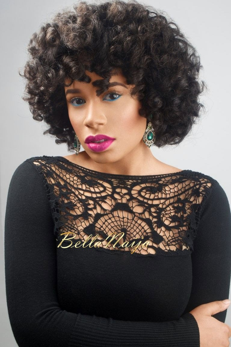 DionneSmith Natural Hair Shoot - Bellanaija - May2015004