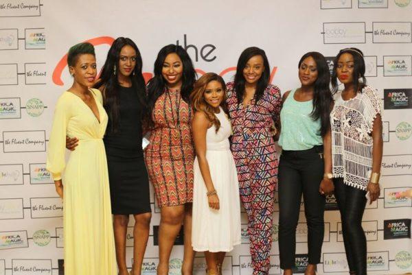 Ezinne Chinaka, Latasha Ngwube, Dolapo Oni, Michelle Dede, Linda Osifo, Saeon