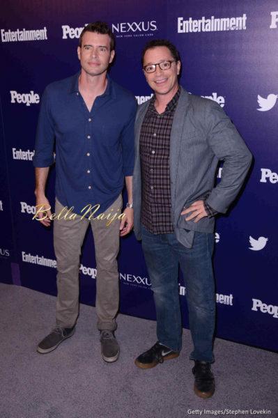 Scott Foley & Joshua Malina
