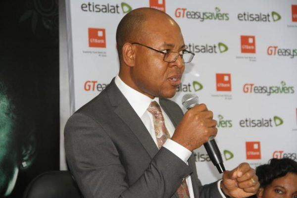 Director, Business Segment at Etisalat Nigeria, Lucas Dada