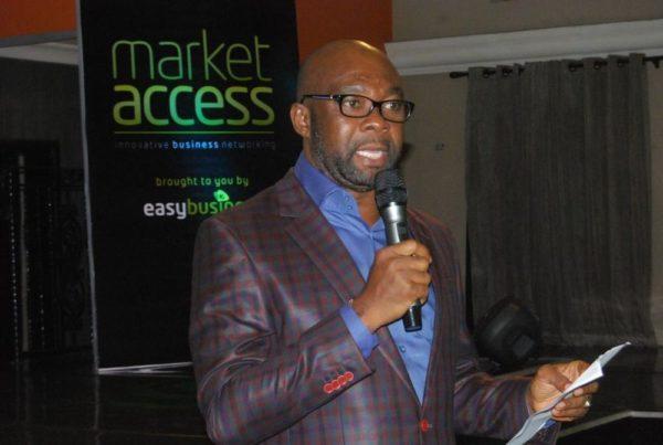 Head, Regional Sales, South-South, Etisalat Nigeria, Enekwachi Aja