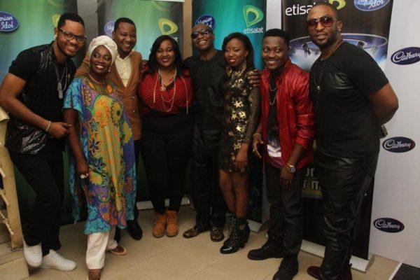 Etisalat Nigerian Idol Season V Eviction Party II - BellaNaija - May 2015012