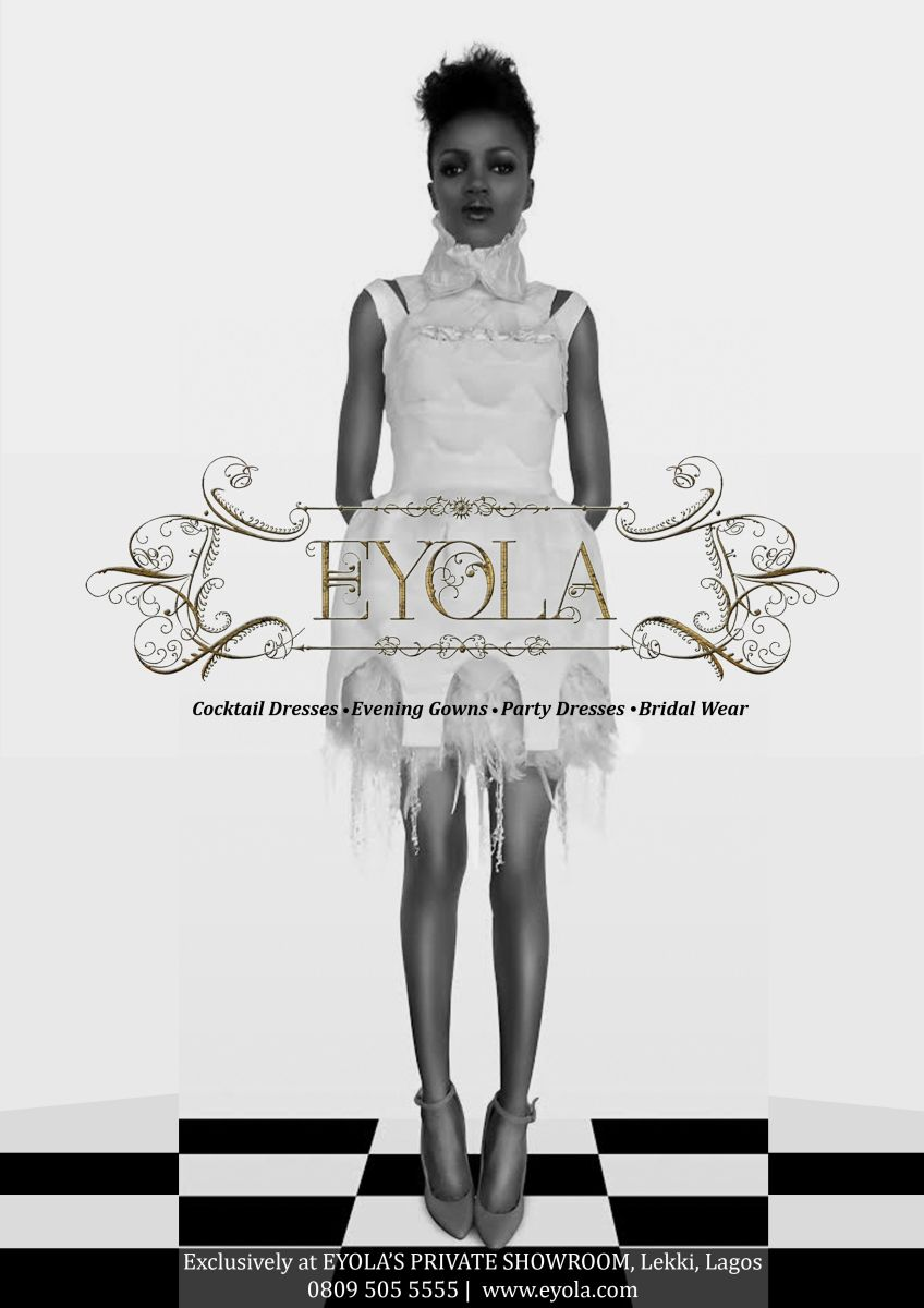 Eyola's Capsule Collection - Bellanaija - May2015009