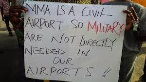 FAAN Protest
