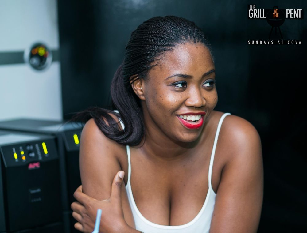Grill At The Pent Fight Weekend - Bellanaija - May2015016