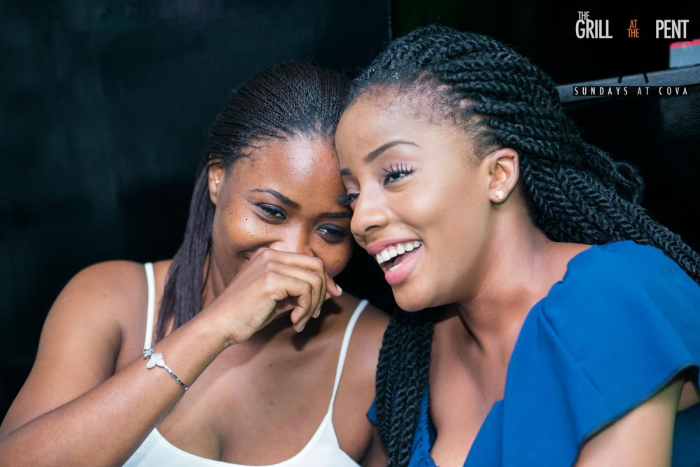 Grill At The Pent Fight Weekend - Bellanaija - May2015023