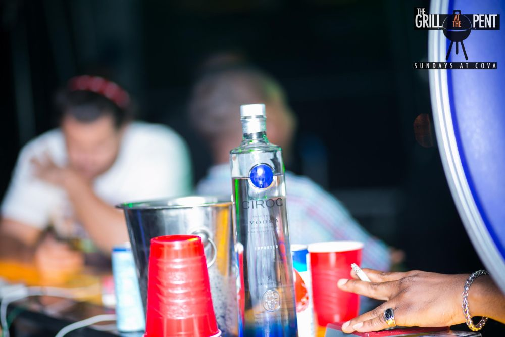 Grill At The Pent Fight Weekend - Bellanaija - May2015024