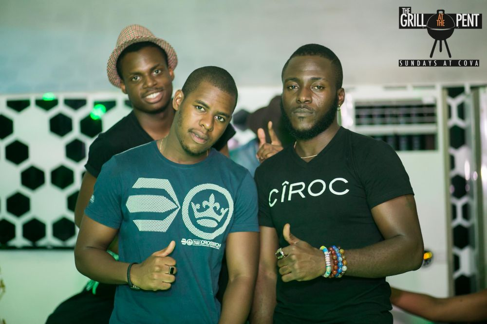 Grill At The Pent Fight Weekend - Bellanaija - May2015025