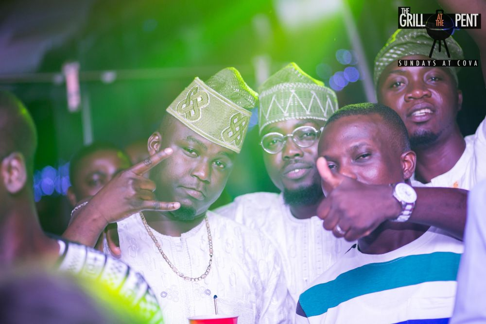 Grill At The Pent Fight Weekend - Bellanaija - May2015030