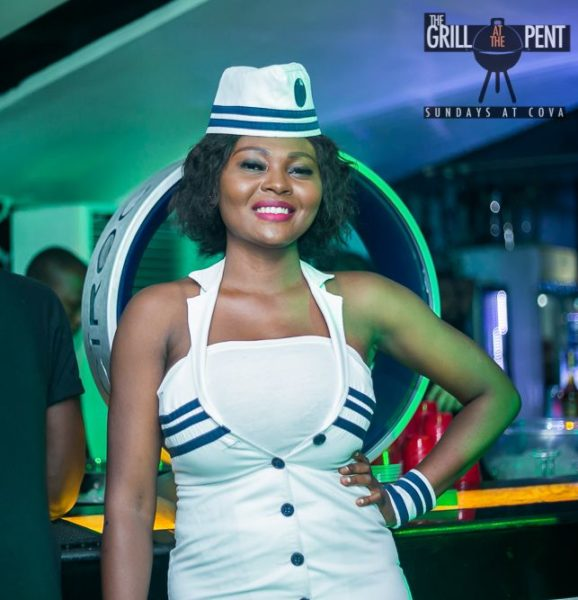 Grill At The Pent The High Definition Day Party - Bellanaija - May2015017