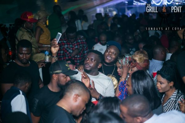 Grill At The Pent The High Definition Day Party - Bellanaija - May2015033