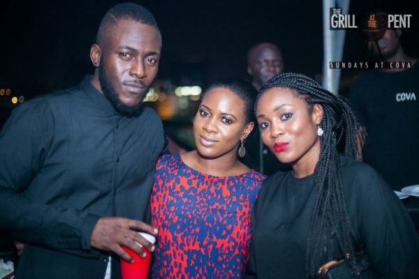 Grill At The Pent The High Definition Day Party - Bellanaija - May2015036