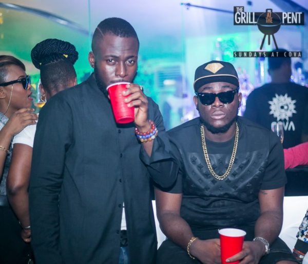 Grill At The Pent The High Definition Day Party - Bellanaija - May2015037