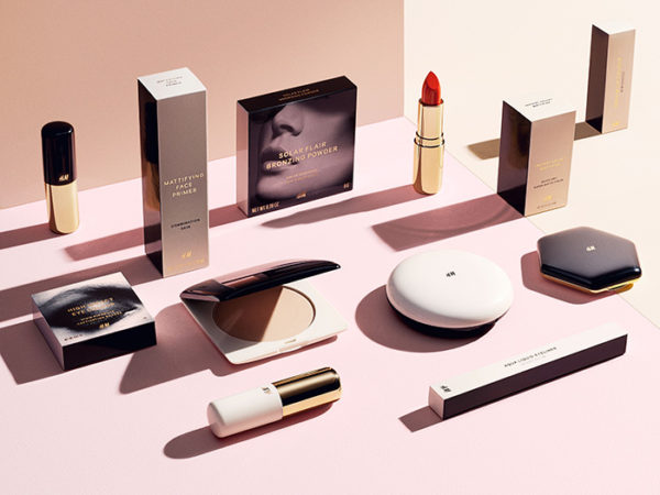 H&M Beauty Line - BellaNaija - May 2015