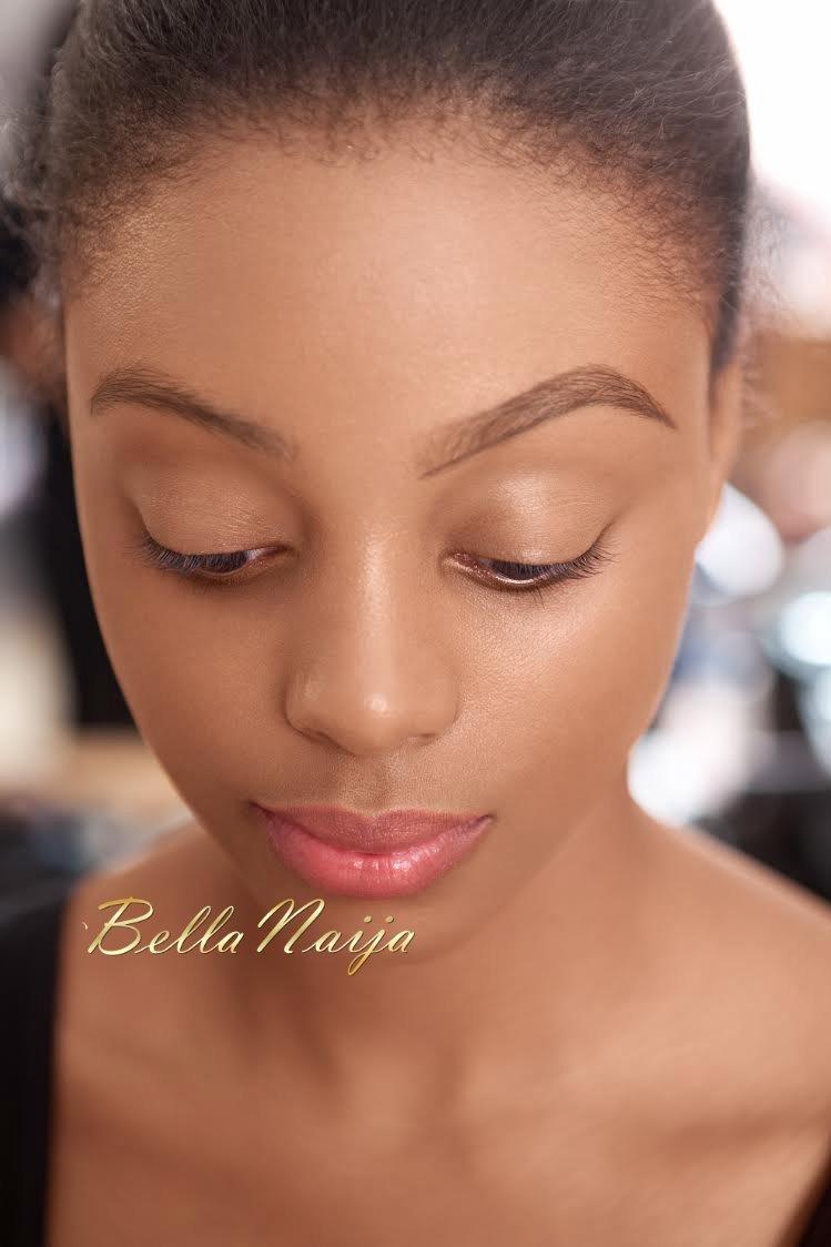 How to Get Natural Eyebrows with Joy Adenuga - BellaNaija - May 2015