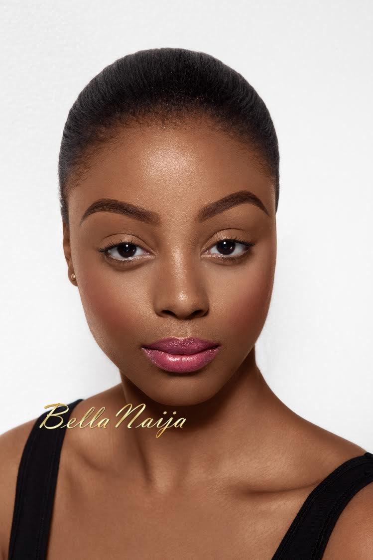 How to Get Natural Eyebrows with Joy Adenuga - BellaNaija - May 2015004