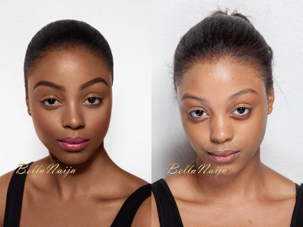 How to Get Natural Eyebrows with Joy Adenuga - BellaNaija - May 2015005