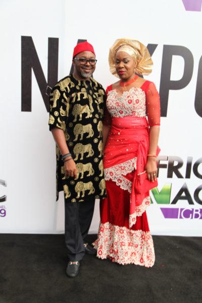 John Ugbe & Wangi Mba-Uzoukwu
