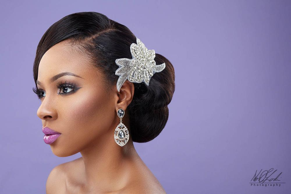 Bridal Makeup For Black Hair : A Perfect Bridal Makeup Muse! 5 Stunning Looks from Beauty ...