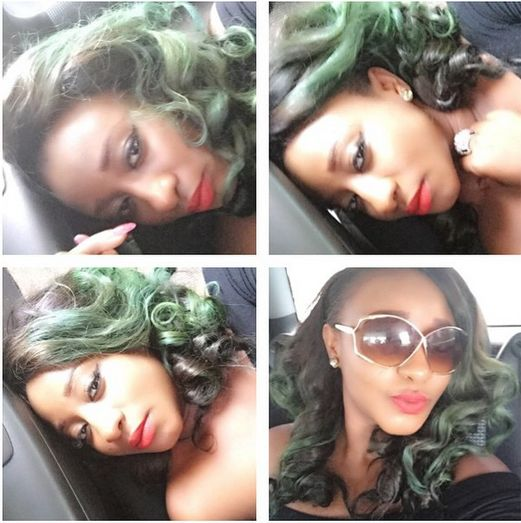 Ini Edo - BellaNaija - May 2015